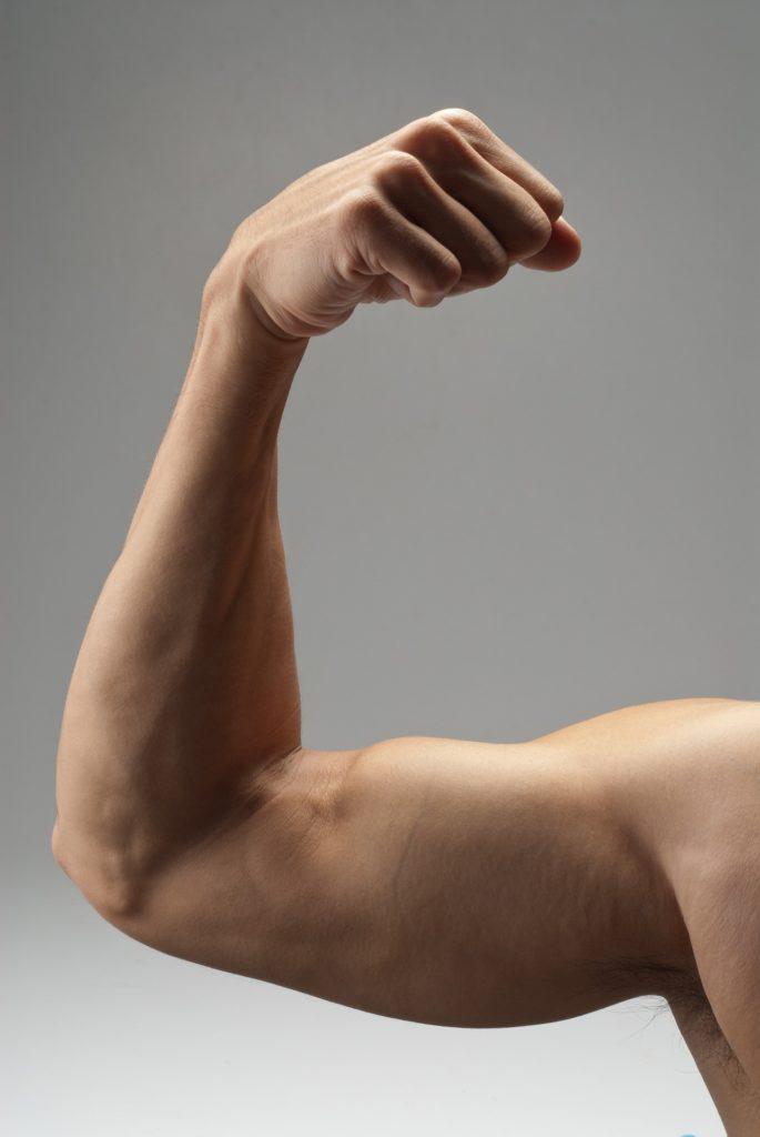 Frank Bou-hassira, un repas pour réparer le muscle