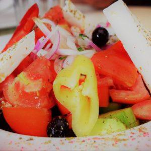 La cuisine méditerranéenne : pub Carqueiranne