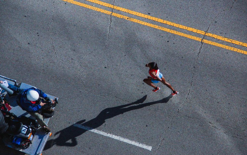 Frank-Bou-Hassira, la récupération post-marathon