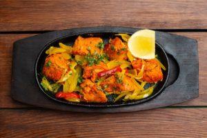 poulet tandoori