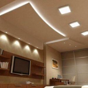 Comment convertir un plafonnier en éclairage encastré