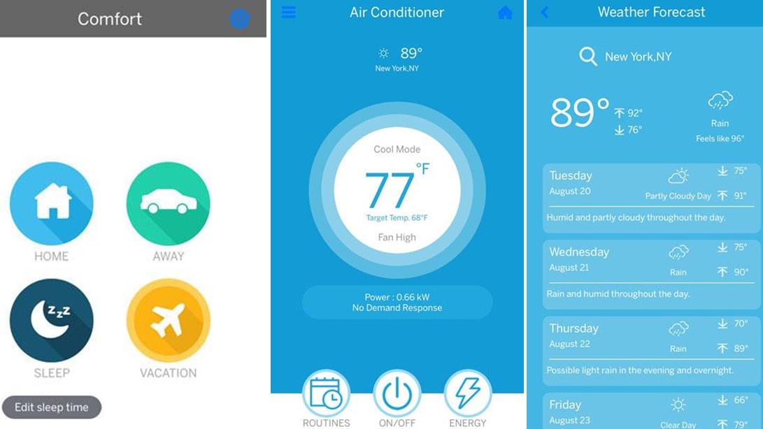 Les meilleurs climatiseurs intelligents