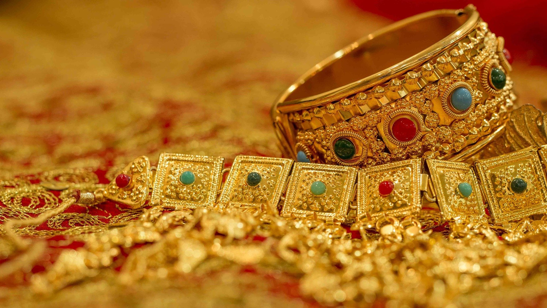 Vendre des bijoux en or